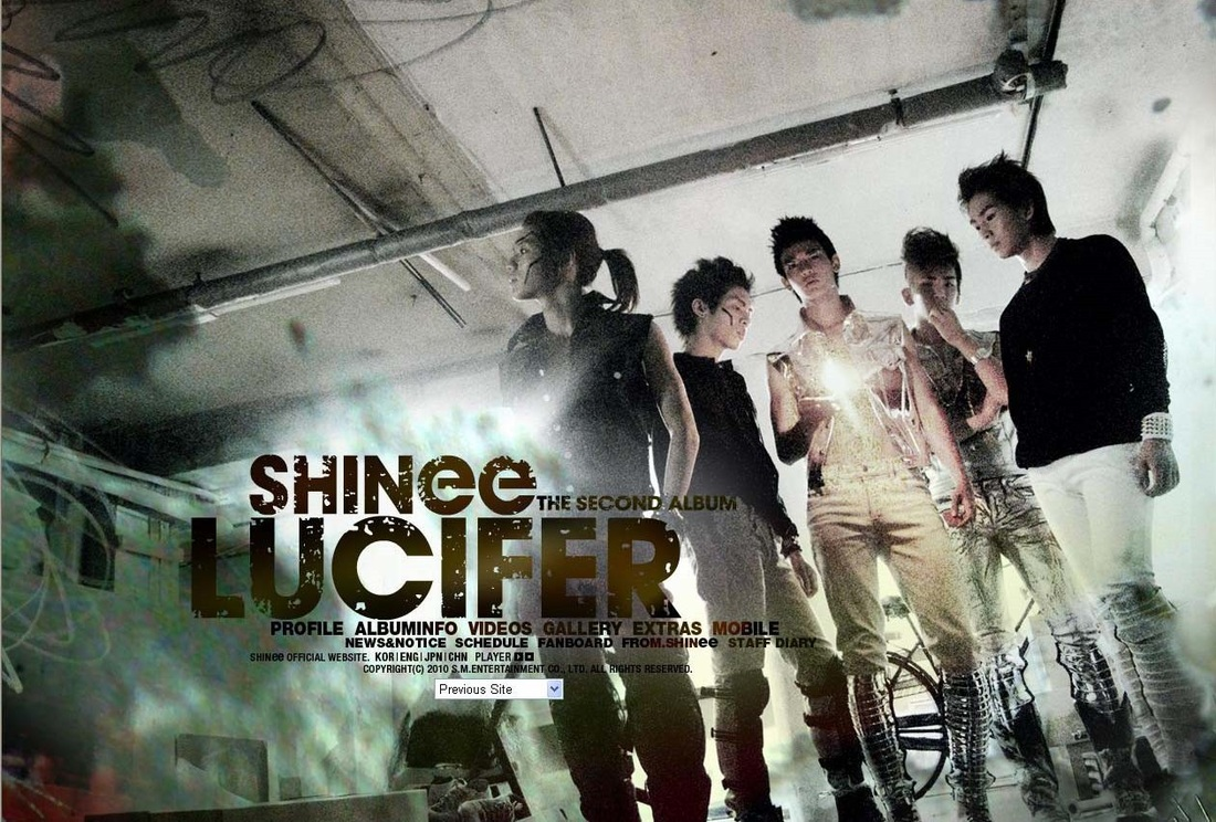 Song and Albums - Shinee